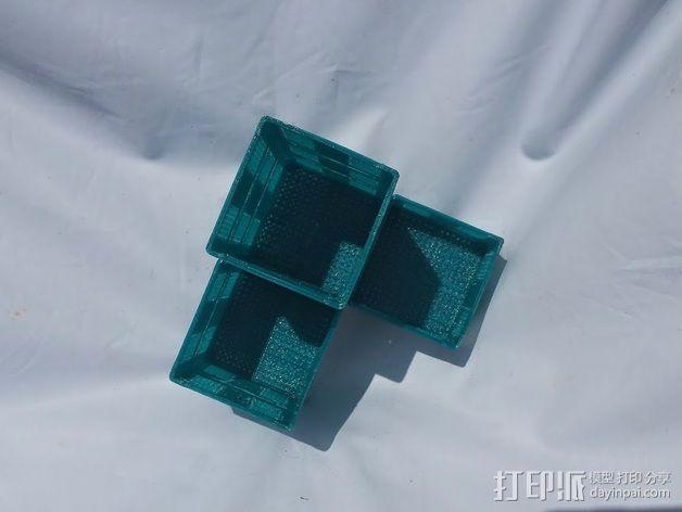 货架 笔筒 3D模型  图5