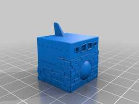 航天飞机 太空穿梭机 3D模型