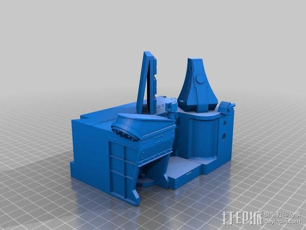 火星漫游车 3D模型  图8