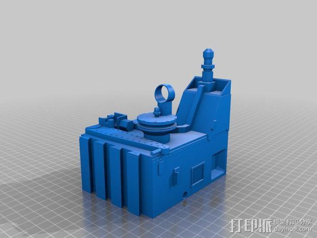 火星漫游车 3D模型  图12