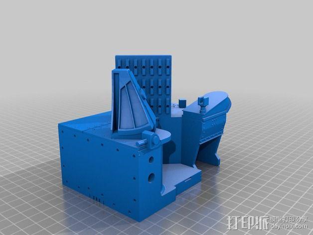 火星漫游车 3D模型  图13
