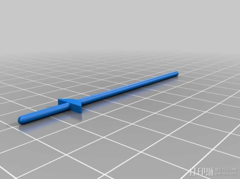 雨伞  3D模型  图3