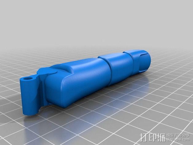 可弯曲的手指 3D模型  图14