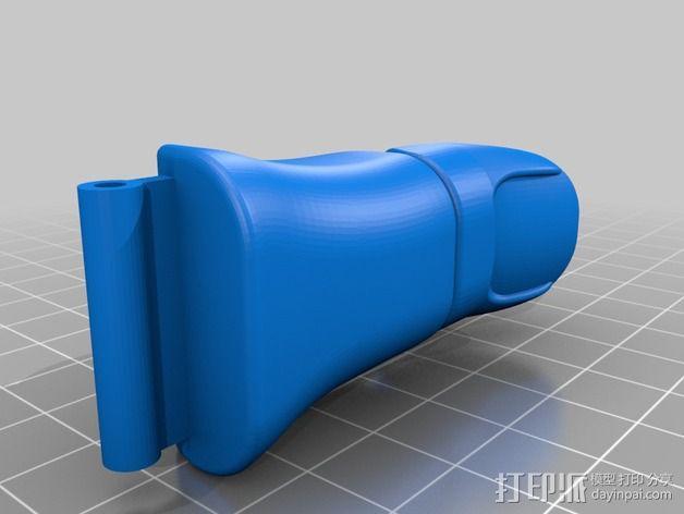 可弯曲的手指 3D模型  图13