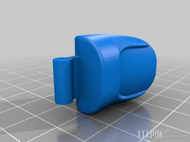 可弯曲的手指 3D模型  图19