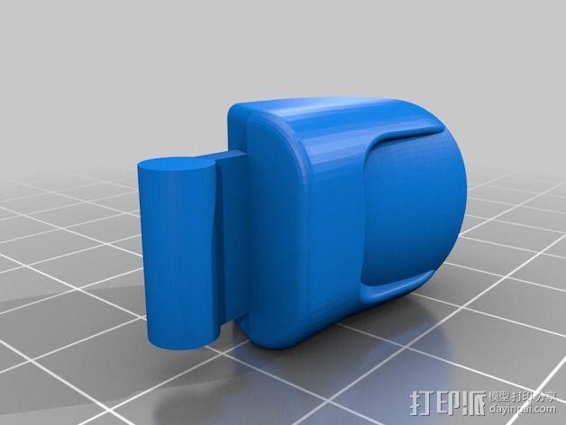 可弯曲的手指 3D模型  图18