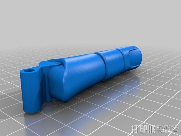 可弯曲的手指 3D模型  图17