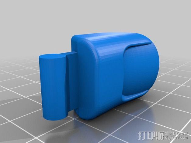 可弯曲的手指 3D模型  图20