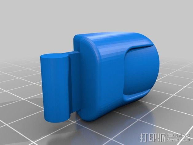 可弯曲的手指 3D模型  图21