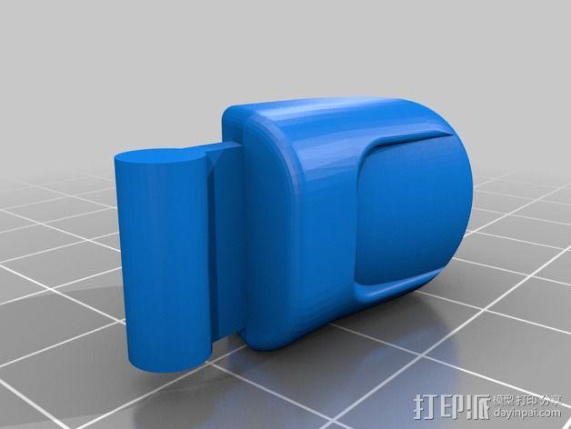 可弯曲的手指 3D模型  图22