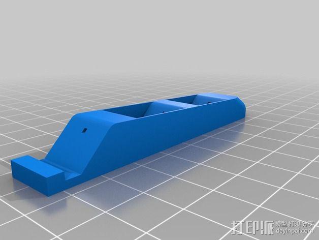 可弯曲的手指 3D模型  图25
