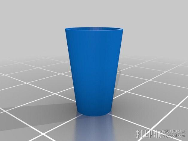 水杯 3D模型  图2