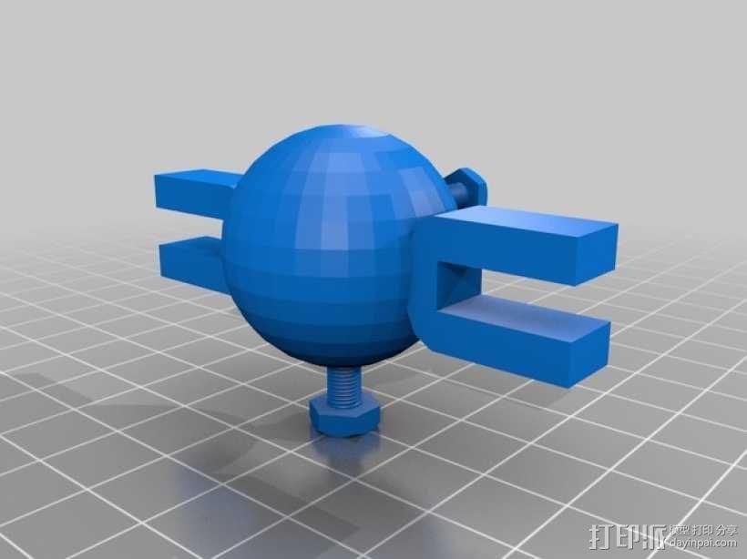 小磁怪  3D模型  图2