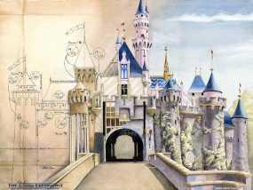 魔法城堡 3D模型