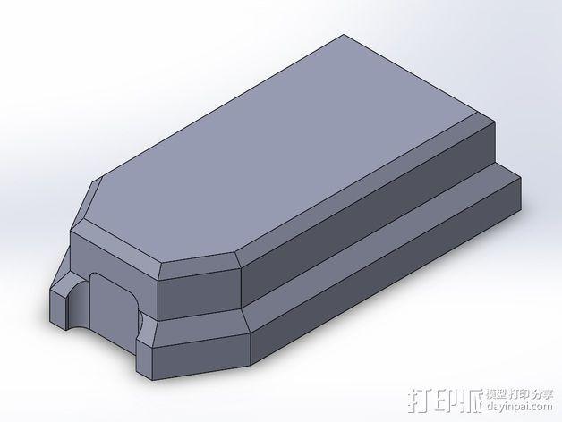 模组化火星基地 3D模型  图10