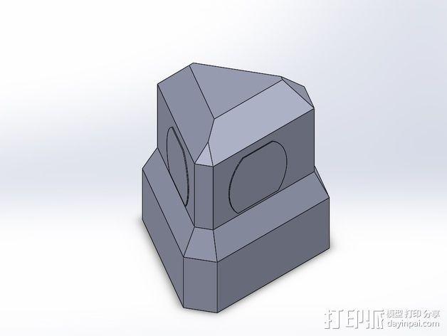 模组化火星基地 3D模型  图12