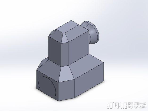 模组化火星基地 3D模型  图13