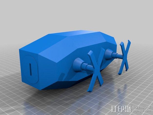 模组化火星基地 3D模型  图17
