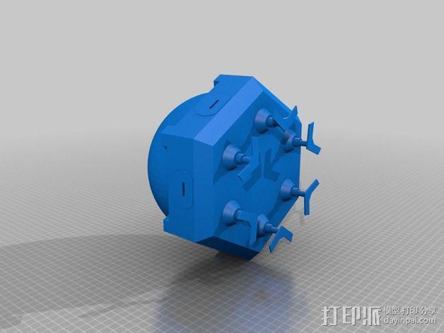 模组化火星基地 3D模型  图19