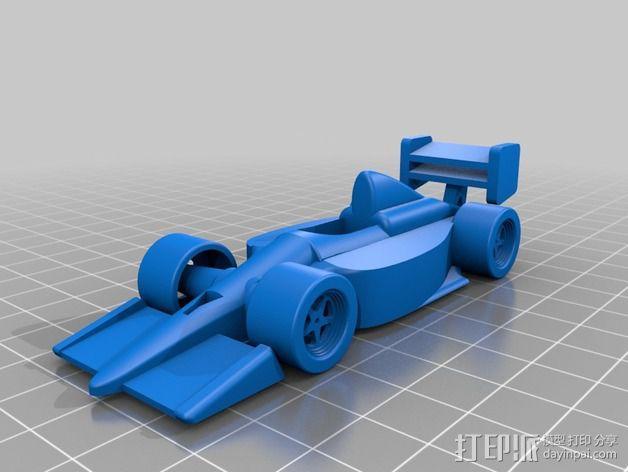 F1赛车 3D模型  图3
