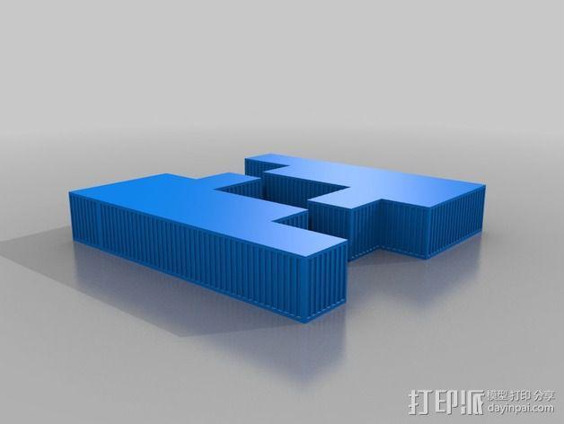 Mawer塔 3D模型  图4