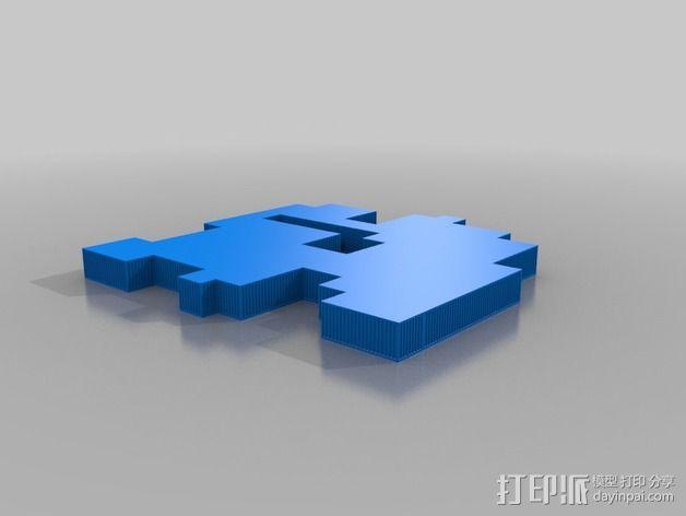 Mawer塔 3D模型  图5