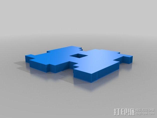 Mawer塔 3D模型  图7