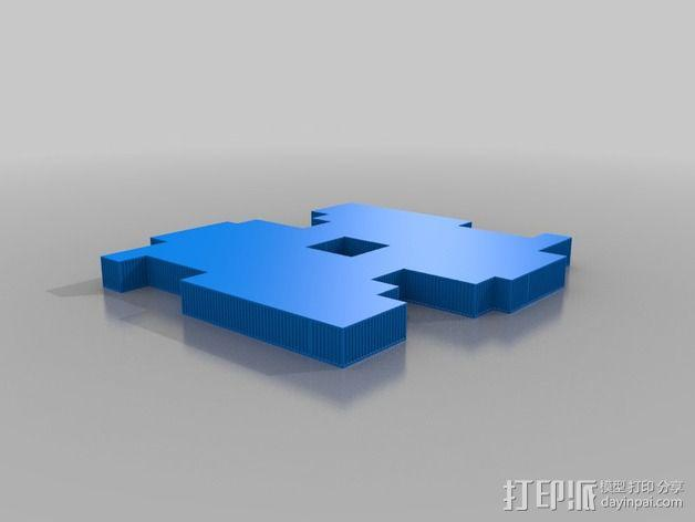 Mawer塔 3D模型  图8