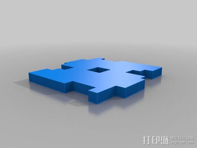 Mawer塔 3D模型  图9