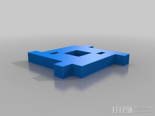 Mawer塔 3D模型  图10