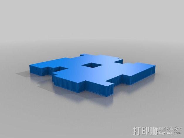 Mawer塔 3D模型  图12