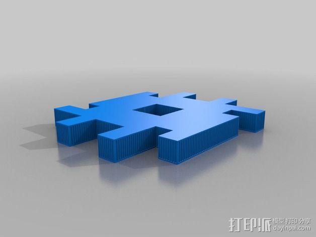 Mawer塔 3D模型  图13