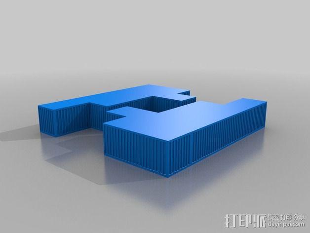 Mawer塔 3D模型  图15