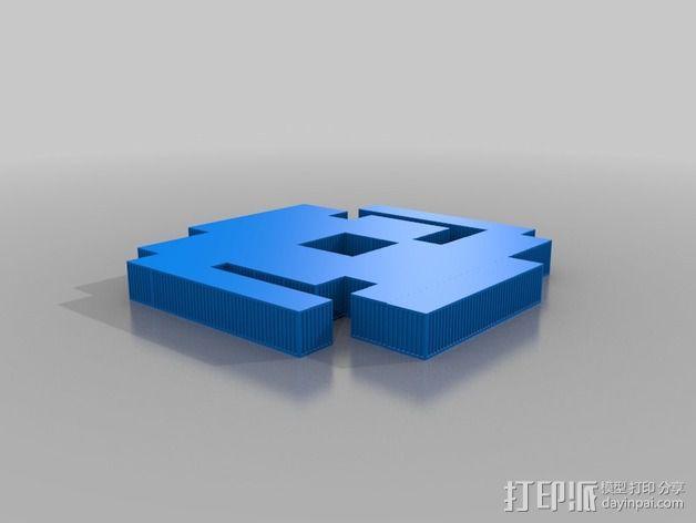 Mawer塔 3D模型  图14