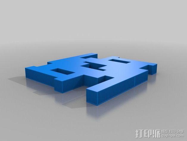 Mawer塔 3D模型  图17