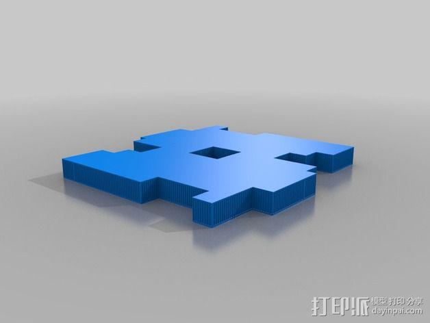 Mawer塔 3D模型  图19