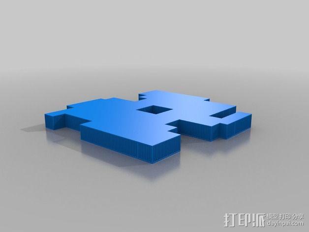 Mawer塔 3D模型  图18