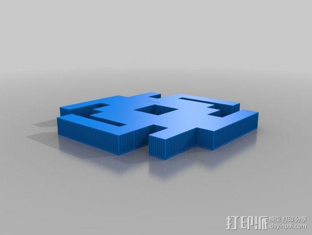 Mawer塔 3D模型  图24