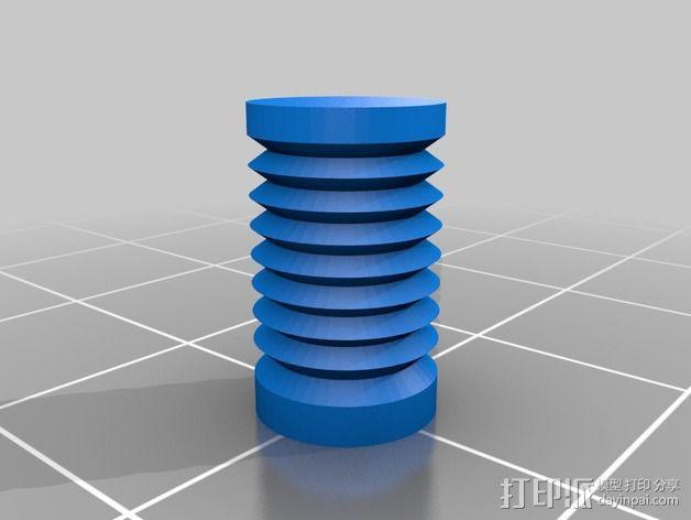 迷失太空B9机器人 3D模型  图8
