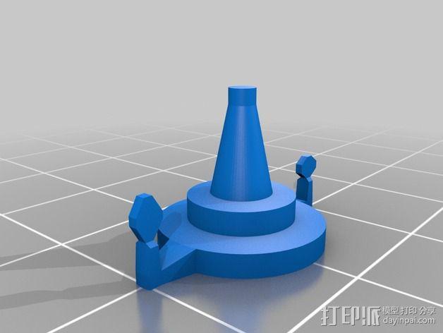 迷失太空B9机器人 3D模型  图10