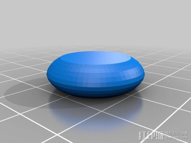 迷失太空B9机器人 3D模型  图9