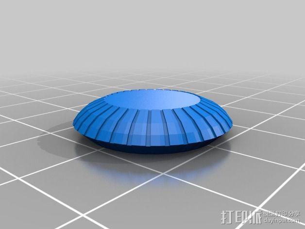 迷失太空B9机器人 3D模型  图12