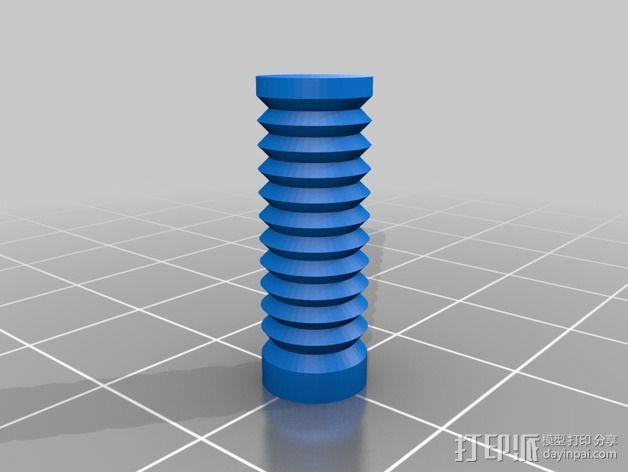 迷失太空B9机器人 3D模型  图13