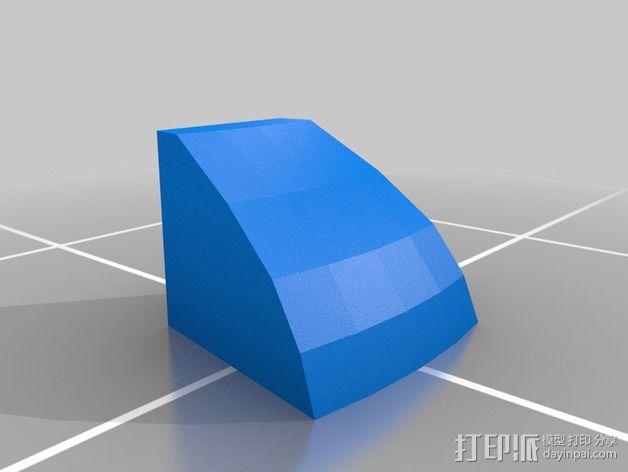 迷失太空B9机器人 3D模型  图15