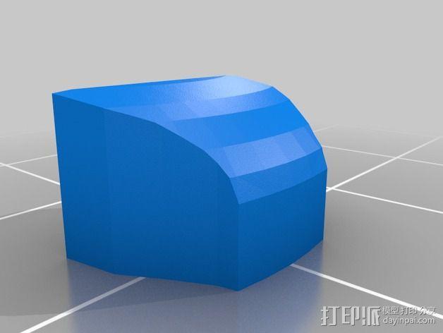 迷失太空B9机器人 3D模型  图18