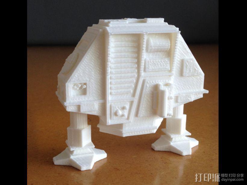 Dewey机器人  3D模型  图1