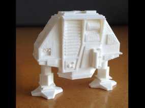 Dewey机器人  3D模型