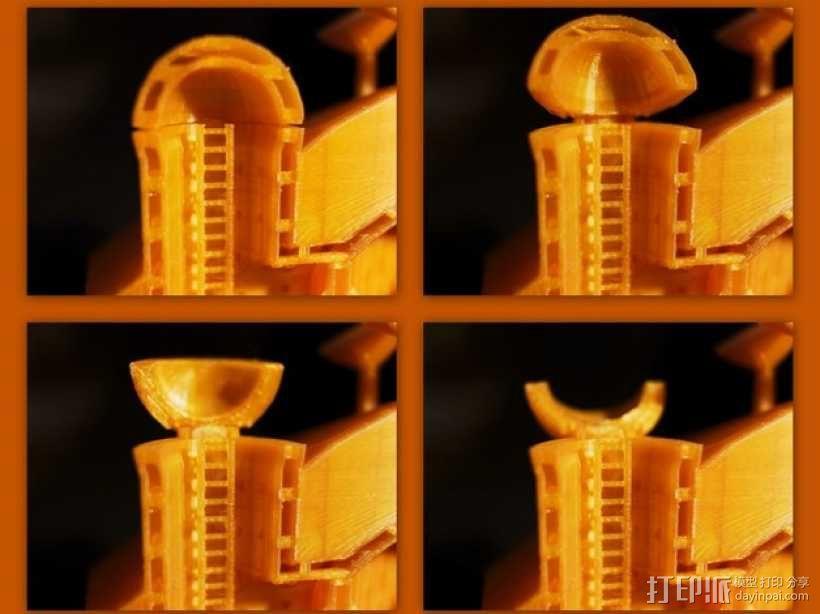 迷你火星基地 3D模型  图10