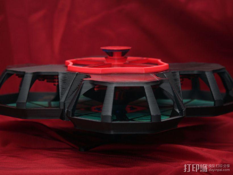 火星城市建筑  3D模型  图1