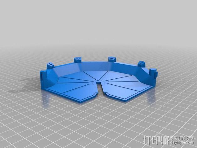 火星城市建筑  3D模型  图5